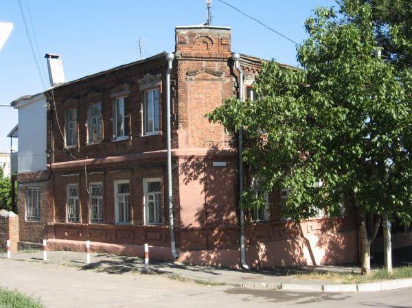 Старый домик в Нахичевани