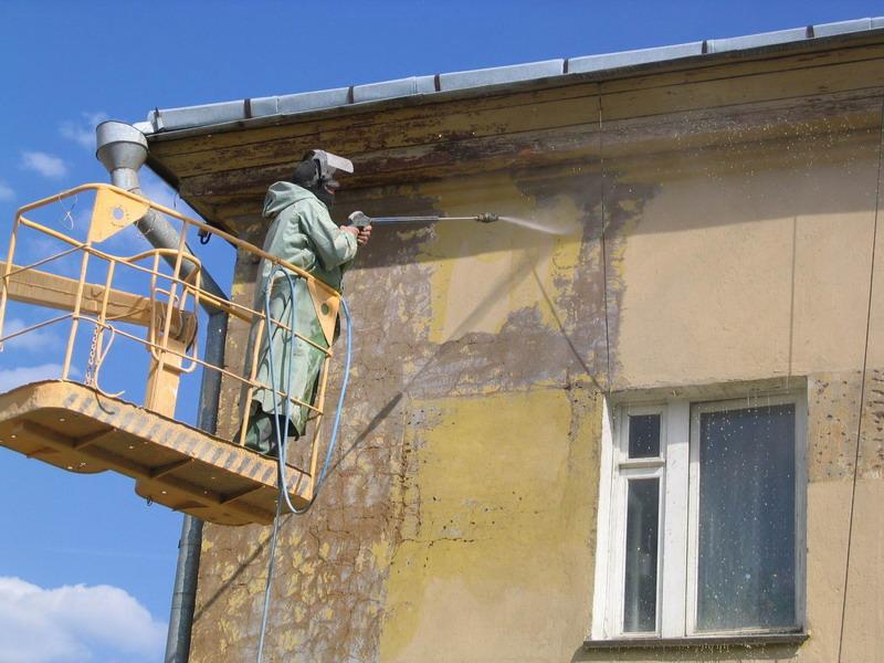 Капитальный ремонт старой многоэтажки