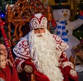 Дед Мороз знает толк в дураках и дорогах