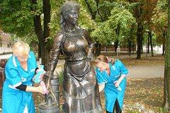 Памятник ростовскому водоканалу