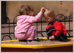 Детская песочница - тоже общедомовое имущество