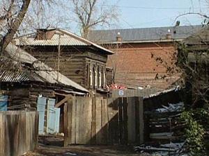 Ветхое жилье в центре Ростова