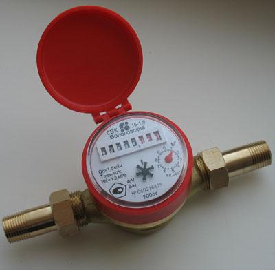 Проверьте температуру горячей воды