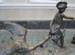 Нахаленок стал жертвой охотников за металлами