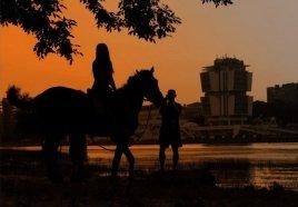 Ростов не отнесешь к типовым городам