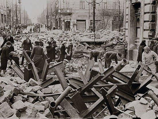 Послевоенное восстановление Ростова