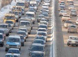Автомобильные пробки - бич Ростова