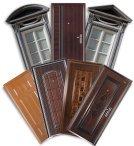 Выбор металлических дверей богат