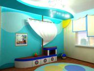 Главное место в детской комнате - увлечениям малыша