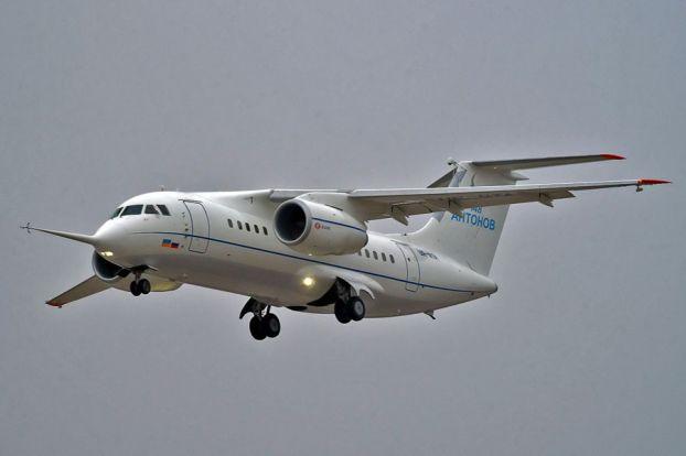 Самолеты ростовского аэропорта