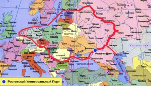Суда из ростовского порта будут ходить по всем морям мира