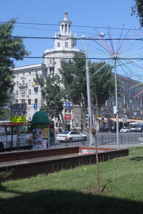 Ростов, Большая Садовая