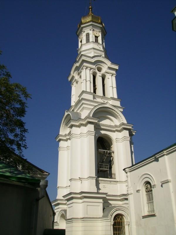 Колокольня Ростовского кафедрального собора