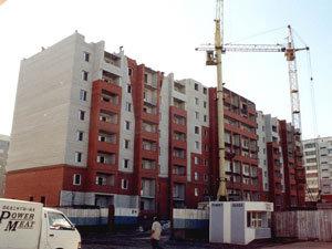 Основное и служебное здания