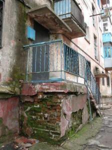 Аварийное жилье опасно для жизни