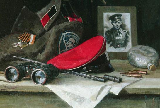 Александр Устинович. Натюрморт