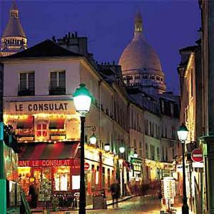 Париж стал вторым домом для русской эмиграции