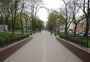 Пушкинская стала ареной возрожденного Праздника древонасаждения