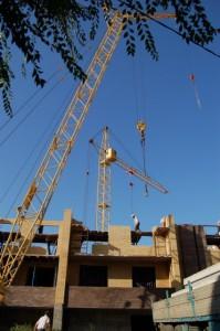 Предполагалось наращивать темпы роста строительства