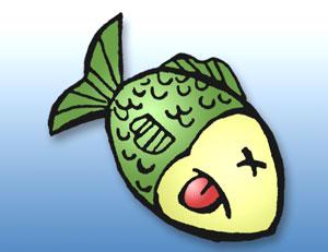 Мертвая рыба в Темернике