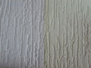 Узор на стене зависит от фантазии мастера