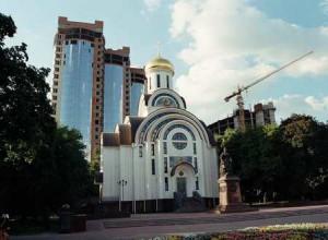 Строительство Ростова