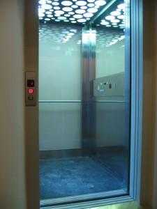 Добро пожаловать в лифт!