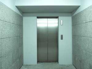 Этот загадочный лифт.