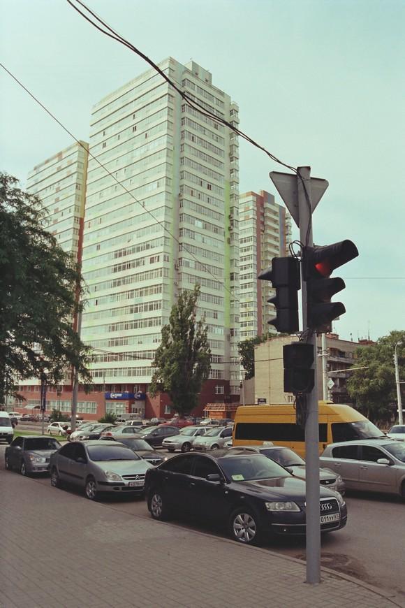 Самый высокий дом Ростова.