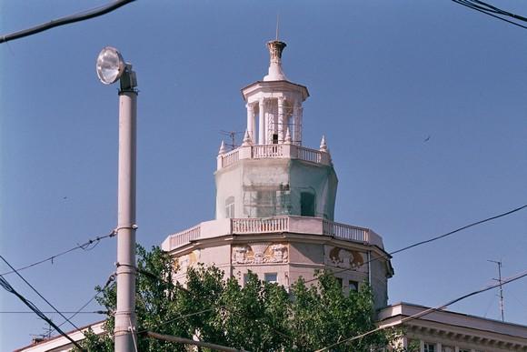 Дома Ростова