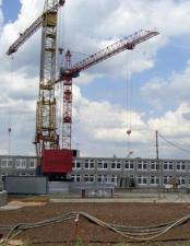 Строительство школ в Ростове.