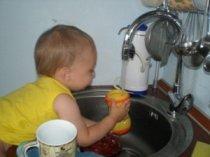 Водопроводная вода станет чистой.