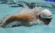 Плавание - сила.