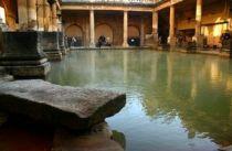 Интересно, в римских термах воду экономили?