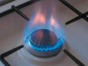 Природный газ.