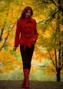 Осень перед зимой.