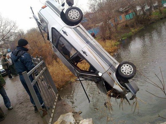 Авария в Красном Сулине.