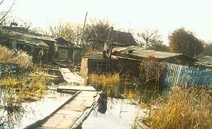 Поселок Ростов-Бутово