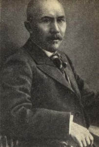 Серафимович - известный писатель.