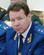 Валерий Кузнецов, главный прокурор РО.