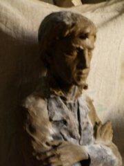 Так представляет Высоцкого ростовский скульптор Валерий Босаковский.