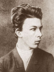 Александр Ульянов.