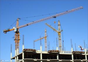 Строительство служебного жилья.
