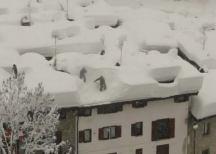 Такой вот снег ожидается в Ростове.