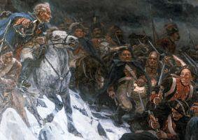 Переход Суворова через Альпы, Василий Суриков