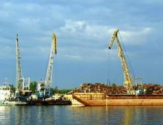 Ростовский порт.