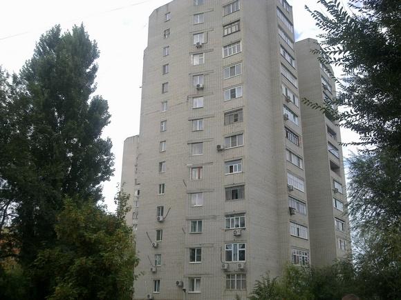 Дом на Таганрогской.
