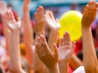 Волонтерское движение на Олимпиаде.