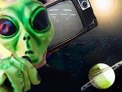 Инопланетяне наблюдают за нами.