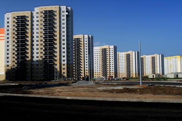"""ЖК """"Суворовский"""": панорама."""